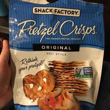 Photo of Pretzel Crisps® Crackers Original uploaded by Katrina P.