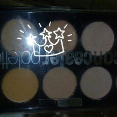 Beauty Treats Concealer Palette uploaded by Ana T.