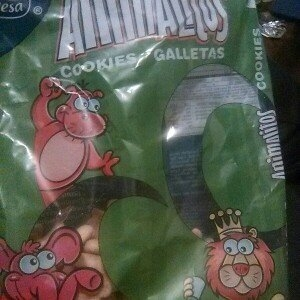Gamesa: Animalitos Cookies uploaded by Abigail G.