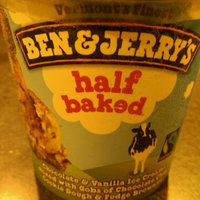 Ben & Jerry's Half Baked Ice Cream uploaded by Christina R.