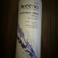 Aveeno Positively Nourishing Calming Body Wash uploaded by Sarah D.