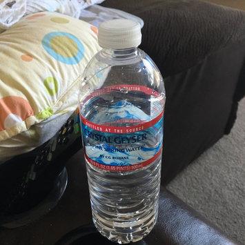 Photo of Crystal Geyser® Alpine 1 L Natural Spring Water 12 Ct Plastic Bottles uploaded by Vanessa V.