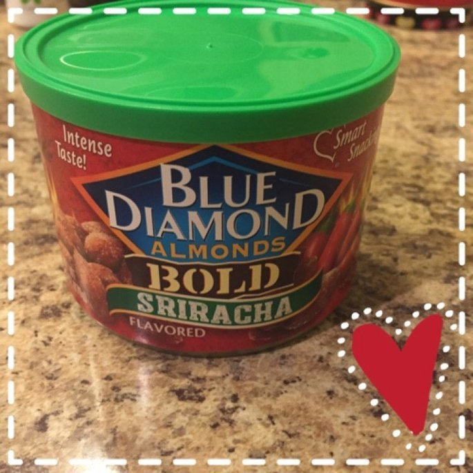 Blue Diamond Almonds Bold Sriracha uploaded by Lyndee D.