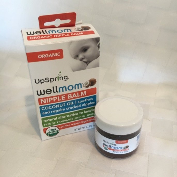 UpSpring Wellmom Nipple Balm uploaded by Shelby B.
