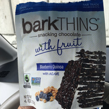 Photo of Bark Thins Snacking Chocolate Blueberry Quinoa with Agave uploaded by Cathy S.