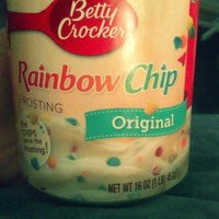 Betty Crocker™ Rainbow Chip Rich & Creamy Frosting uploaded by Kimberly h.