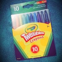 Crayola Mini Twistables Crayons , 10 pack uploaded by Jennifer C.