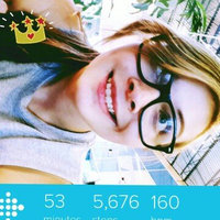 Fitbit uploaded by Melanie B.