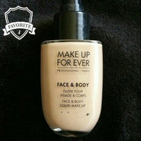 MAKE UP FOR EVER Face & Body Liquid Makeup uploaded by Staci M.