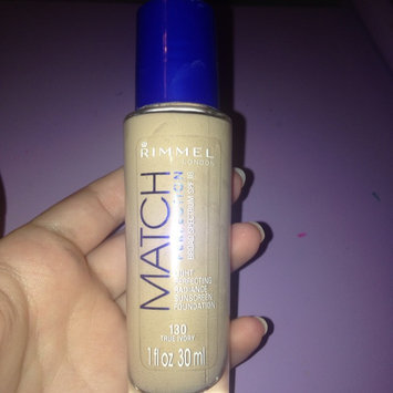 Rimmel: Rimmel Match Perfection Foundation True Ivory uploaded by Selah H.