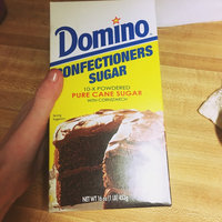 Domino Pure Cane Powdered Confectioners Sugar uploaded by Teran F.