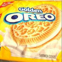 Nabisco Oreo Golden Sandwich Cookies uploaded by Desteny M.