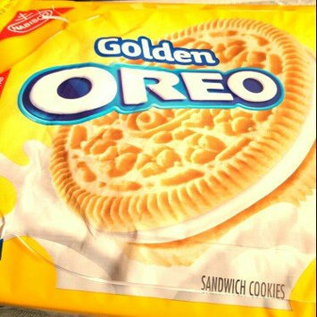 Nabisco Golden Oreo Sandwich Cookies uploaded by Desteny M.