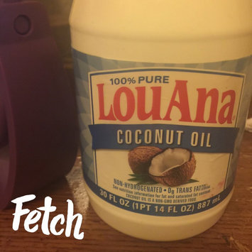 LouAna Pure Coconut Oil uploaded by Yulissa C.