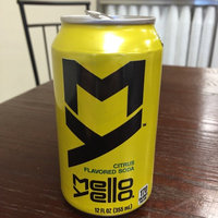Mello Yello Citrus Soda 12 oz Can uploaded by Candy G.
