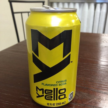 Photo of Mello Yello Citrus Soda 12 oz Can uploaded by Candy G.