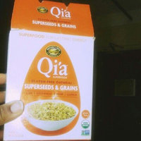 Nature's Path Organic Qi'a Superfood Gluten Free Oatmeal Superseeds & Grains 6 Packets uploaded by Brenda R.
