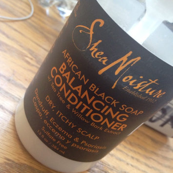 Photo of SheaMoisture African Black Soap Balancing Conditioner uploaded by Sydney R.