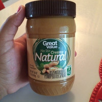 Great Value No Stir Creamy Natural Peanut Butter Spread, 16 oz uploaded by Taliyah S.