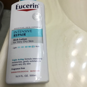 Photo of Eucerin Intensive Repair Very Dry Skin Lotion uploaded by Victoria A.