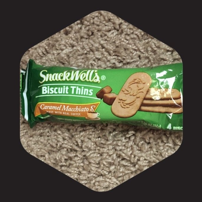SnackWell's Caramel Macchiato Biscuit Thins uploaded by Arin M.