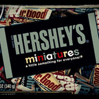 Hershey's Miniatures Candy Bars uploaded by Melissa B.