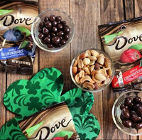 Dove Chocolate Real Blueberries Dipped In Silky Smooth Dove Dark Chocolate Stand Up Pouch uploaded by Cecilia V.