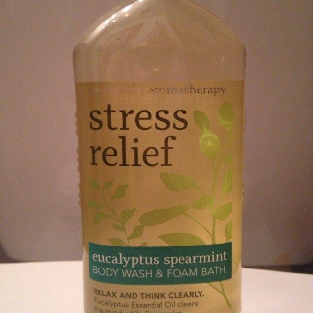 Bath & Body Works Bath & BodyWorks Stress Relief Body Wash: Travel Size uploaded by Donna E.