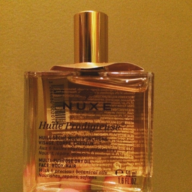 NUXE Huile Prodigieuse® Multi-Purpose Dry Oil uploaded by Fabiola L.