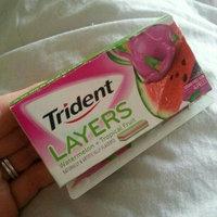 Trident Layers® Watermelon + Tropical Fruit Sugar Free Gum uploaded by Rachel D.