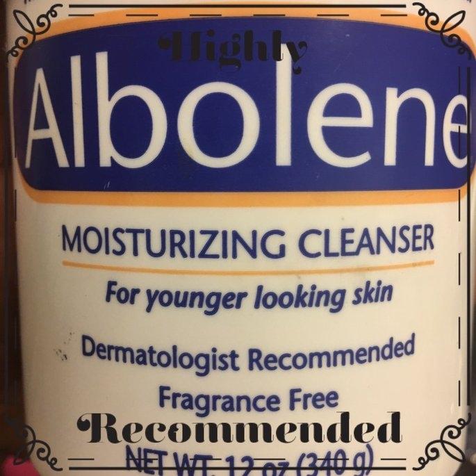 Albolene Moisturizing Cleanser, Fragrance Free, 3 oz uploaded by Andrea W.
