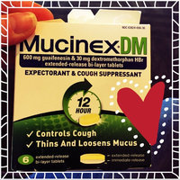Mucinex® DM uploaded by Ashley P.