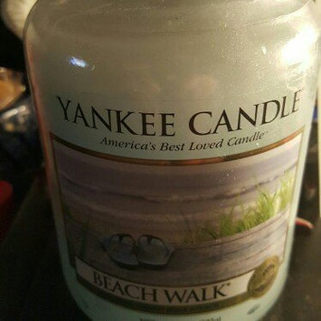 Yankee Candle Housewarmer Beach Walk Large Classic Jar Candle uploaded by Lisa D.