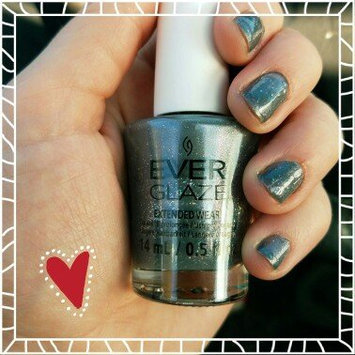 Photo of China Glaze Ever Glaze Extended Wear Nail Lacquer uploaded by Kendra T.