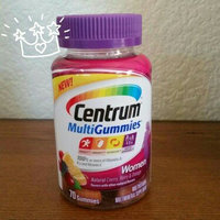 Centrum MultiGummies Women, Cherry, Berry, Orange uploaded by Mary A.