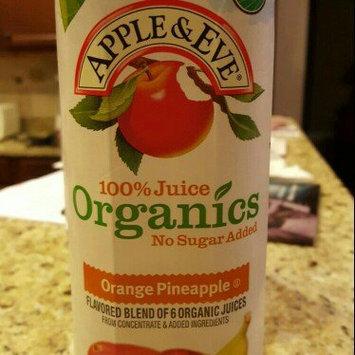 Photo of Apple & Eve® 100% Juice Organics Orange Pineapple Juice uploaded by Jasmine B.