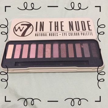 W7 - 'In The Buff' Natural Nudes Eye Colour Palette uploaded by Daisy s.