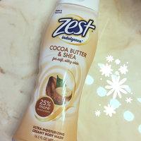 Zest Body Wash, Cocoa Butter & Shea, 18 fl oz uploaded by Alicia B.