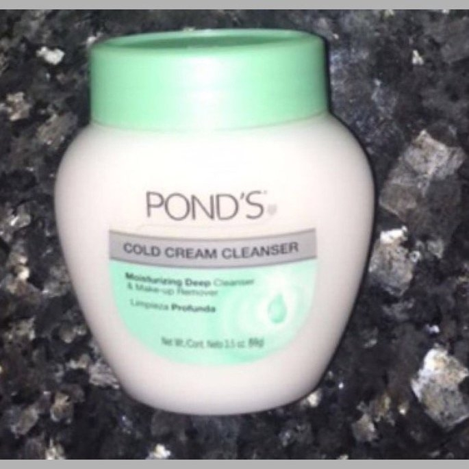 Pond's Cold Cream Cleanser uploaded by Patty S.