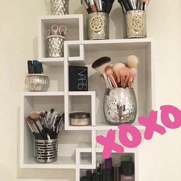 SOHO Expandable Cylinder Vanity Acrylic Organizer uploaded by Caitlyn P.