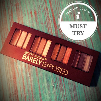 Photo of CITY COLOR Barely Exposed Eye Shadow Palette Day/Night uploaded by Abbey G.