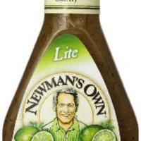 Newman's Own Lite Lime Vinaigrette Dressing uploaded by Amber S.