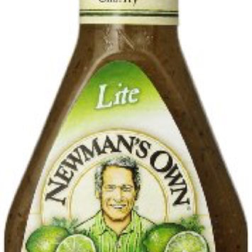 Photo of Newman's Own Lite Lime Vinaigrette Dressing uploaded by Amber S.