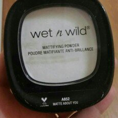 Wet 'n' Wild Mattifying Powder uploaded by Ann P.