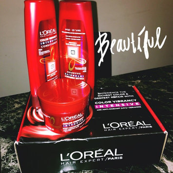 Photo of L'Oréal Paris Hair Expertise Color Radiance uploaded by Ziniah B.