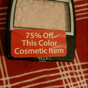 Wear Infinite 803 Seashell Eye Shadow .1 Oz Plastic Compact