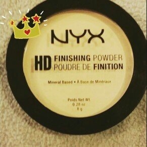 NYX HD Finishing Powder Banana uploaded by Maria D.