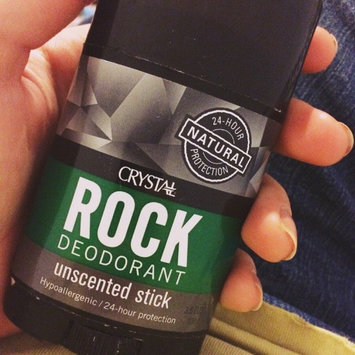 Crystal ROCK Deodorant Body Spray uploaded by Sunday C.