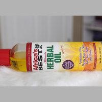 Africa's Best AFRICAS BEST 8Floz Ultim Herbal Oil uploaded by Jayveonia H.