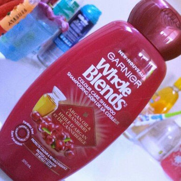 Photo of Garnier Whole Blends Argan Oil & Cranberry Extracts Color Care Shampoo uploaded by Maria P.